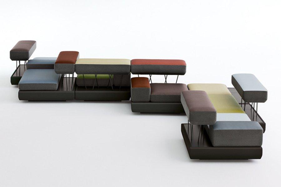 Loungemöbel für Ihr Büro in Berlin - Raumhaus in Berlin - Raumhaus
